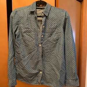 The limited button up